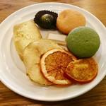 野菜がおいしいカフェ LONGING HOUSE - 3皿目