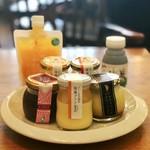 野菜がおいしいカフェ LONGING HOUSE - 1皿目