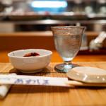 あわしま - 日本酒とお通し