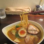 117009485 - カリ~ら~麺(麺)