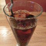 ビストロ K - スペシャルランチコース 1500円 のアイスコーヒー