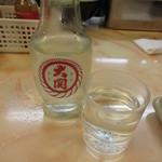 ヨネヤ - 大関 燗酒 350円 (2019.6)