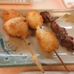 ヨネヤ - ジャガイモ・うずら卵・砂ずり