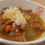 赤城食堂 - 料理写真:一番星もつ次郎定食(870円)