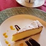 トスカーナ - ドルチェ(手作りチーズケーキ)