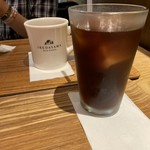 ブレッド&コーヒー イケダヤマ - アイスコーヒー