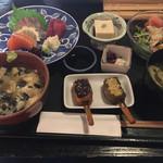 豆富と京会席 旬彩 旨魯 -