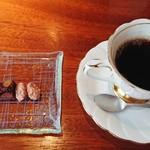 麻布淺井 - コーヒー