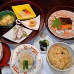なごみ一席 成庵 - 平日限定ランチコース、魚