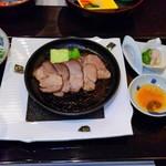 なごみ一席 成庵 - R様の「花かつみ」肉コース