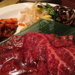 焼肉 トラジ - 料理写真: