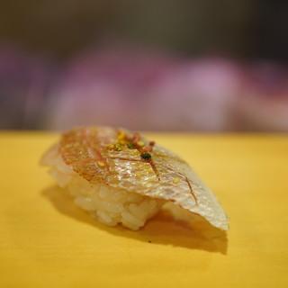こい勢 - 料理写真:連子鯛
