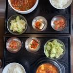 元山食堂 -