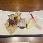 寿し和 - 甘鯛の焼き魚