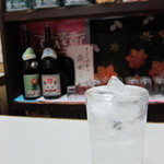 平尾酒店 - 焼酎水割り