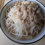蒙麺 火の豚 - ラーメン ¥700