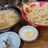 中華蕎麦 丸め - 料理写真:味玉醤油つけ麺(中盛り)¥970+ニンニク¥20