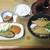 深川 - 料理写真:830円の組み合わせ