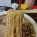 三憩園 - 2019年9月 チャーシューワンタンメン 1250円