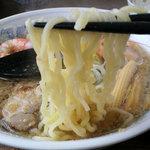 八屋 - 室蘭ラーメン・塩 麺アップ!