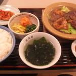 美・食・韓 食道園 -