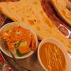 ガネーシャ - 料理写真:ランチセットA チキンカレー
