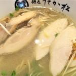 Menshoutakamatsu - 2種のチャーシュー