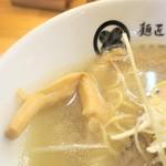 麺匠 たか松 - 穂先メンマ