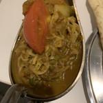 117042910 - ムンバイカレー(野菜カレー)