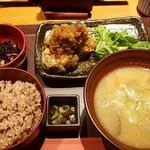 麹蔵 - 日替わり豚汁定食:900円