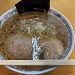 中華そば 雲ノ糸 - 料理写真:中華そば 小 こってり