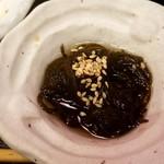 琉の介 - もずく酢