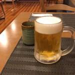 弘法の里湯 食事処 - ドリンク写真:
