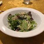 洋食屋シカレ - 料理写真:サラダ