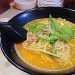 日本橋焼餃子 - 特製担々麺