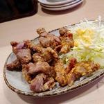 日本橋焼餃子 - 砂肝唐揚