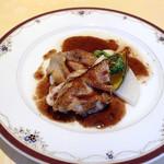 Le regale-toi - 九州産の地鶏のソテー