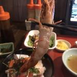 魚眞 - 最近 良く食ってる赤海老