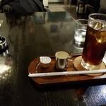 OWL - アイスコーヒー。