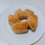 ブーランジェリー餡 - 料理写真:ライ麦入りクルミフランス(216円)