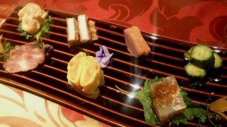 天津飯店 本店の料理の写真