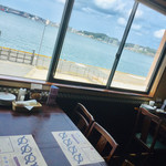 ビアレストラン 門司港地ビール工房 - 3階より