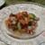 中国料理 孔雀楼 - 料理写真:[料理] タコとトマトのマリネ 全景♪W