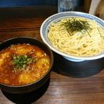 ちいおり - 111225 辛つけ麺(特盛)
