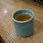 磯丸水産 - お茶