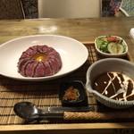 まかない家 matsu - カルデラプレート¥2,000