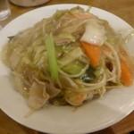 南海飯店 - 皿うどん