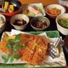 福一 - 料理写真:おろしロースカツ定食(*´ω`*)