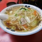 大沼飯店 - 料理写真:「サンマー麺(¥650)」