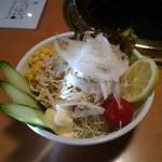 一升びん - 野菜サラダ